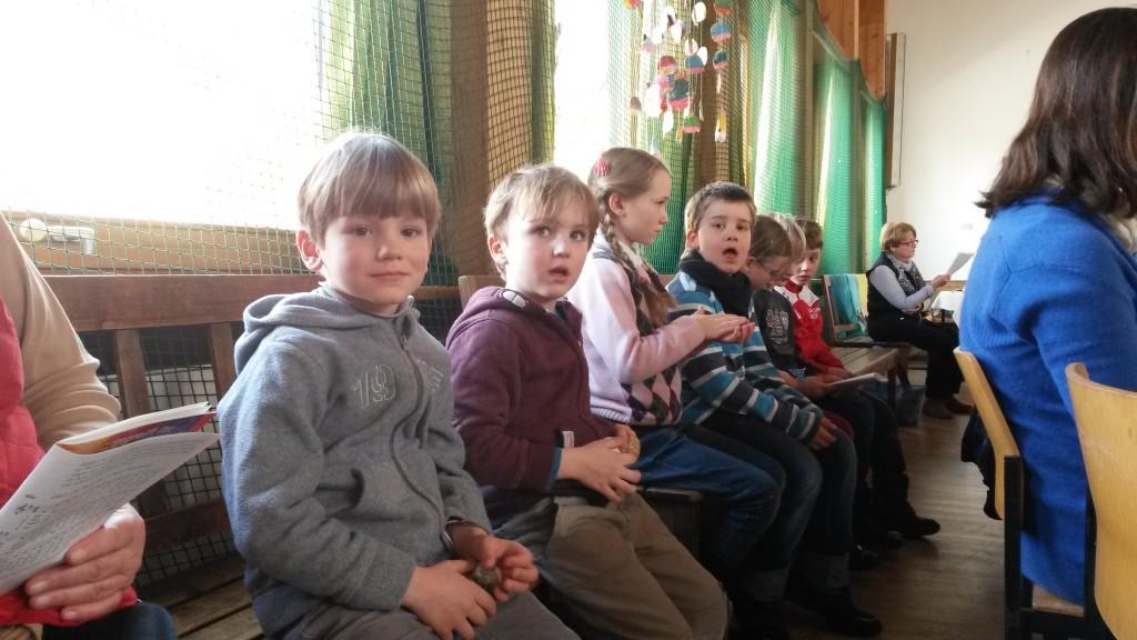 Weltgebetstag 6.3.15 - mit Kindern